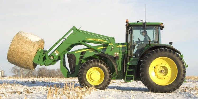 This Loader Is An 8330 With