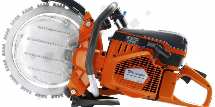 Husqvarna ring saw for rent