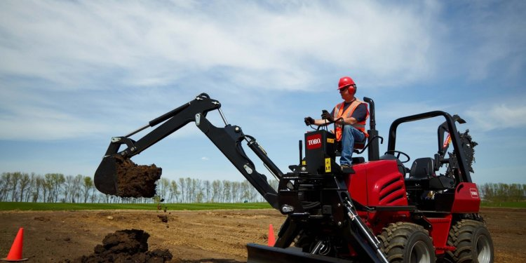 Toro expands into construction