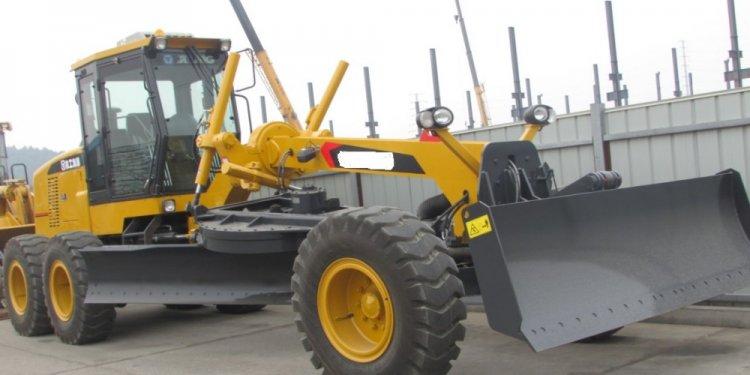 Tractor Road Grader, Tractor