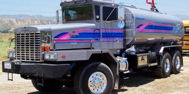 Underwood Water Trucks