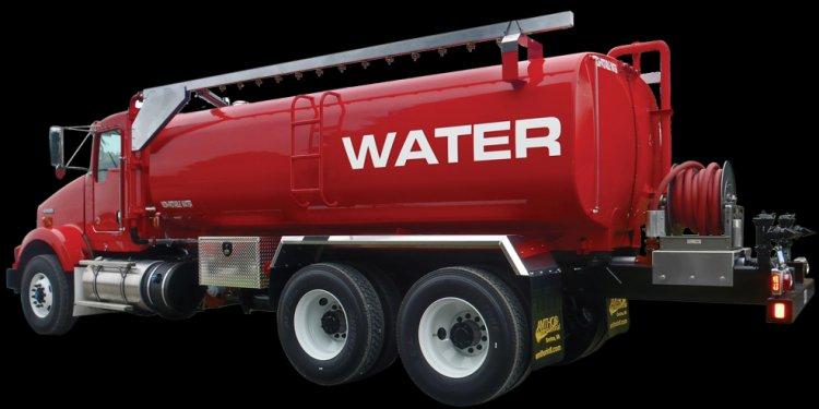 Water Tankers Specs