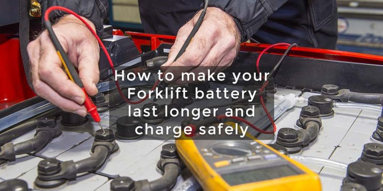 How To Increase Forklift Truck