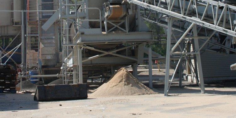 The Asphalt Manufacturing