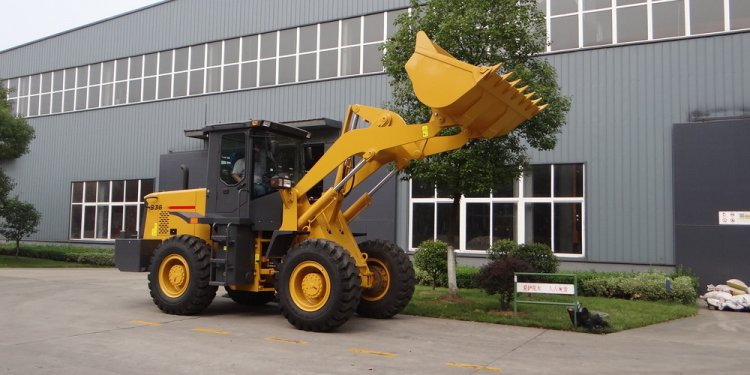 220v wheel loader forklift