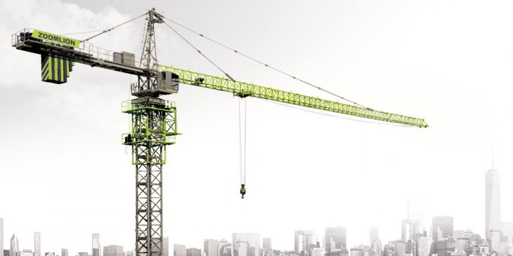 Hammerhead Tower Crane D800-42
