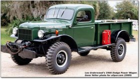 1946 dodge power wagon