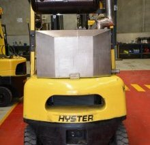 air start flameproof forklift