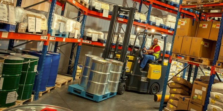 Narrow Aisle Forklifts trucks