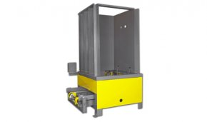 Alba Manufacturing - Pallet Stackers/Dispensers