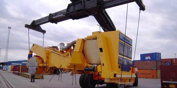 Mining Front end Loaders