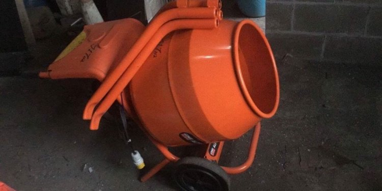 Belle 150 Cement Mixer 110V