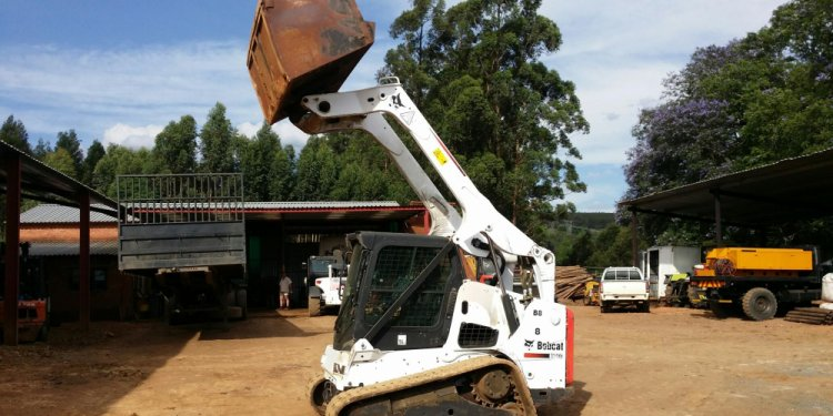 Bobcat milling Attachments