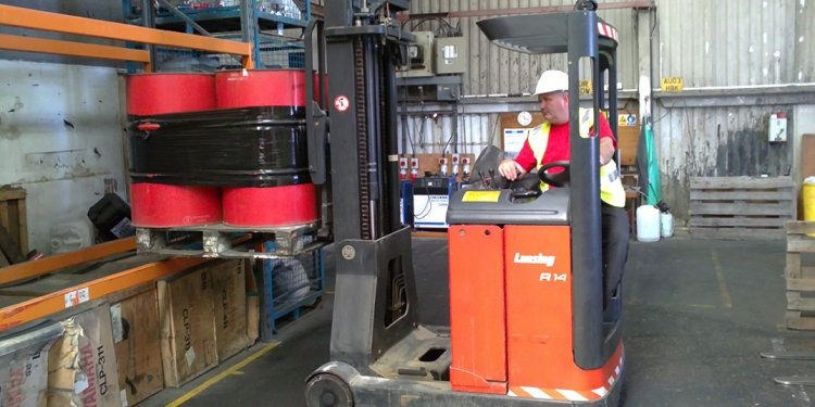 What is a Reach truck Operator?