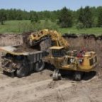 CAT® Hydraulic Shovel and Off-Highway Truck