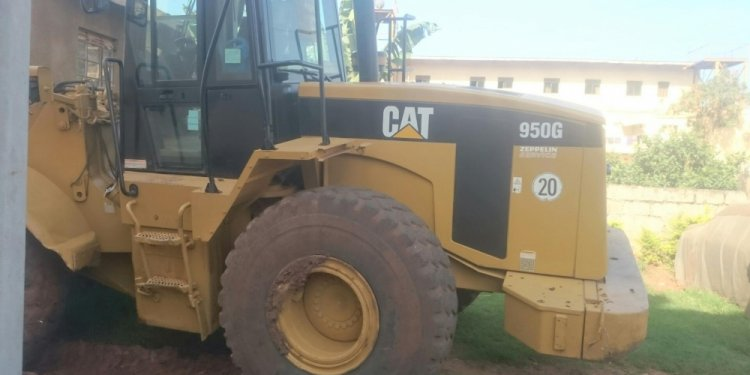 Cat Wheel Loader 950