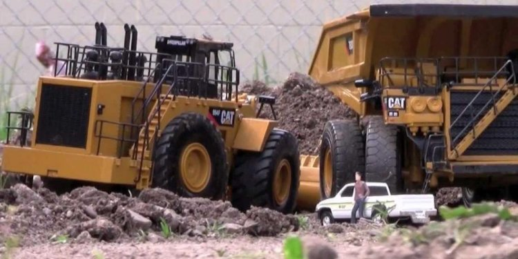 How to operate a Front end Loader?