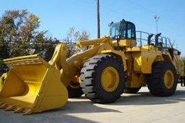 Certified Rebuild Large Wheel Loaders - Click To Learn More