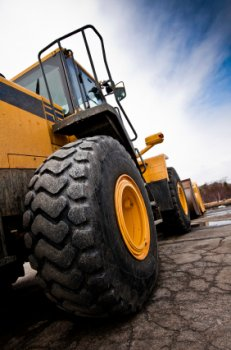Construction Equipment or Machinery Accidents