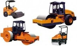 Different Types of Road Rollers