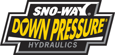 Downpressure Snow Plow Option