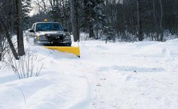 Fisher Snow Plow, Lightweight
