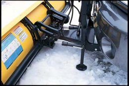 Fisher Snow Plow, Trip Blade Protection