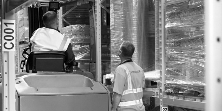 Fork Lift Truck Refresher Training