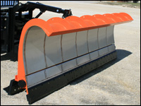 Henderson - Reversible Snow Plow with Outboard Cylinders