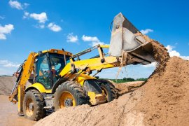 How to Operate a Wheel Loader