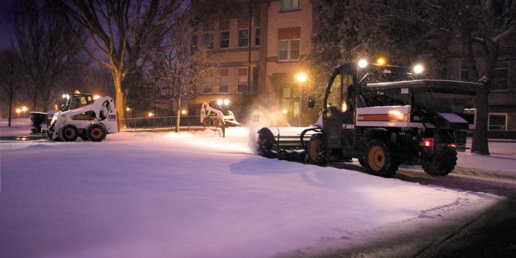 Snow Removal Attachments