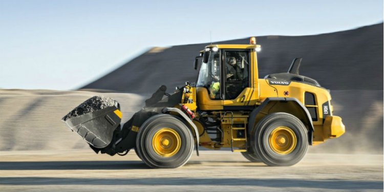 Volvo Wheel Loaders