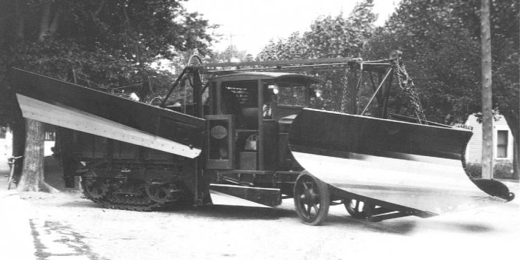 Frink Snow Plows