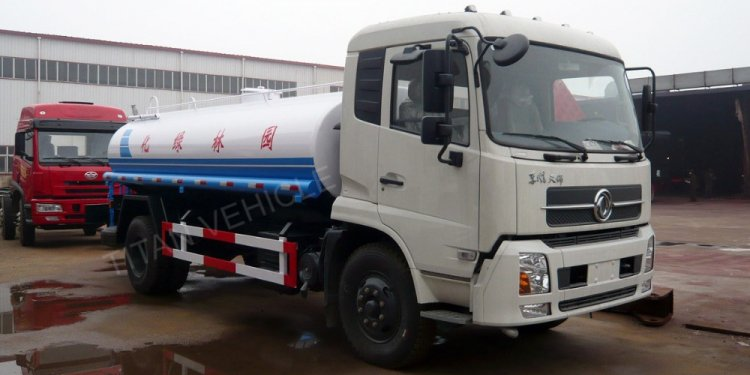 Used Water Tanker Trucks