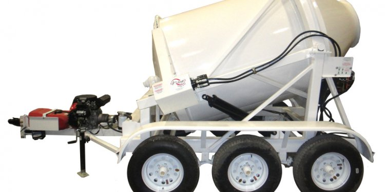 Portable Cement Mixer