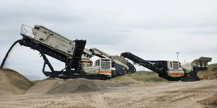 Jaw Crusher Operation