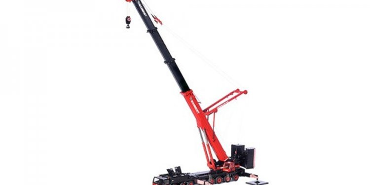 Truck mounted Tower cranes