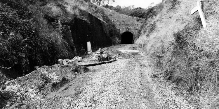 Haul road construction
