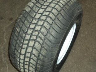 Pneumatic Tire Image
