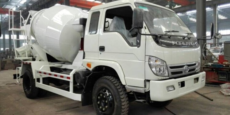 Ready Mixed concrete truck