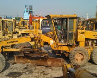 Articulated Motor Grader