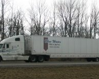 Blue Water Trucking Romeo MI