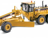 Caterpillar Motor Graders models