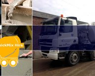 Cement Mixer Hire prices