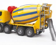 Cement Mixer Trucks