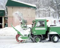 Cheap Snow Removal equipment
