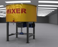 Concrete Mixer design