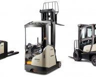 Crown Forklift trucks