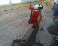 Curbing Machines