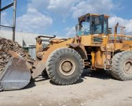 Daewoo Wheel Loaders